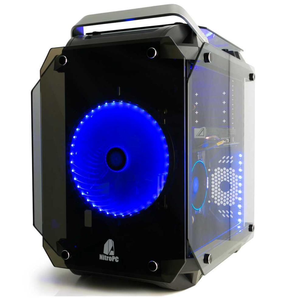 PC gaming cubo de NItroPC - eSports