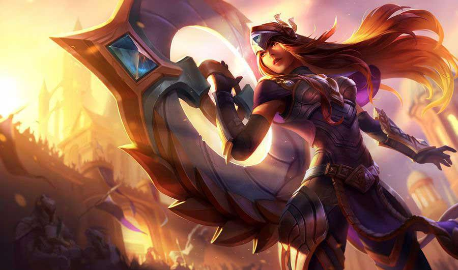 Sivir - League of Legends - eSports