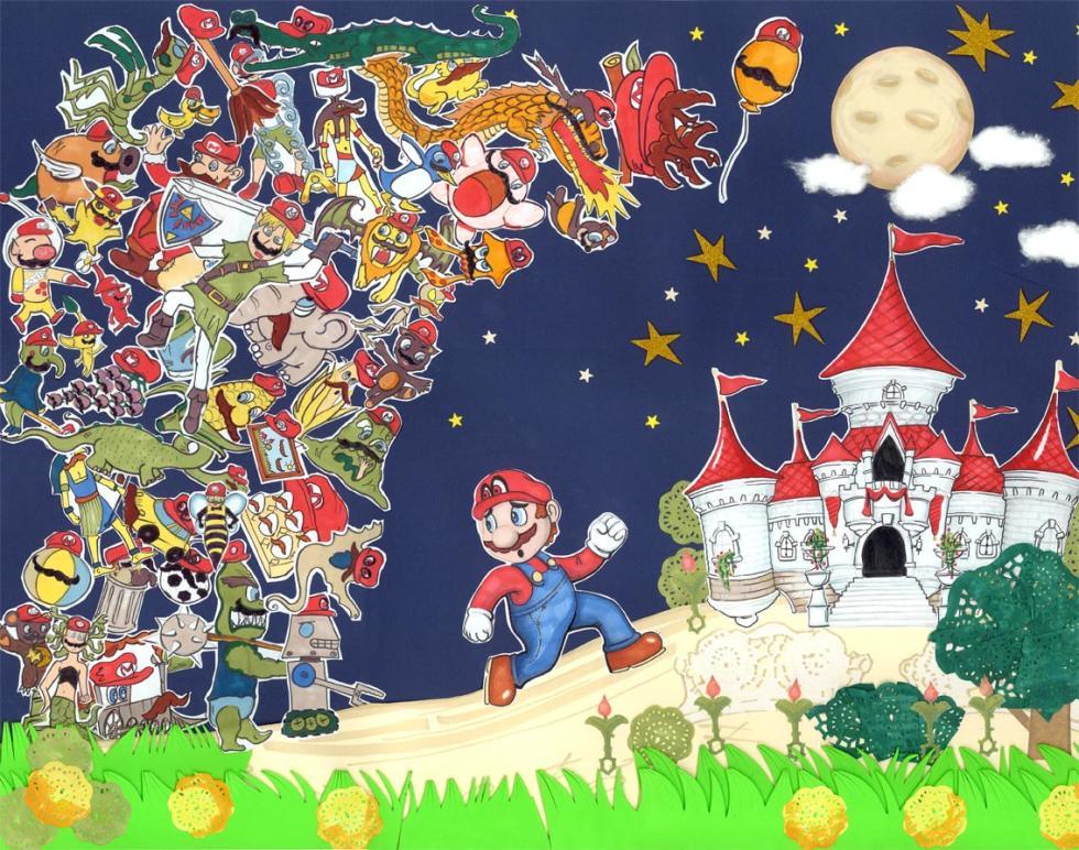 Super Mario Odyssey - Primer premio