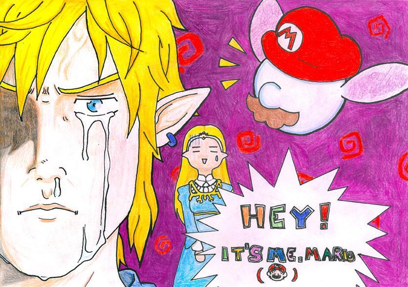 Super Mario Odyssey - Segundo premio