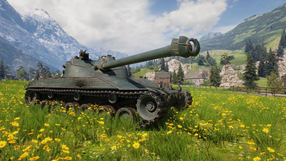 World of Tanks - Actualización 1.0