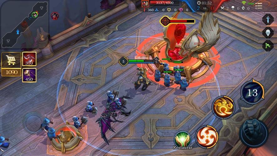 Arena of Valor - eSports
