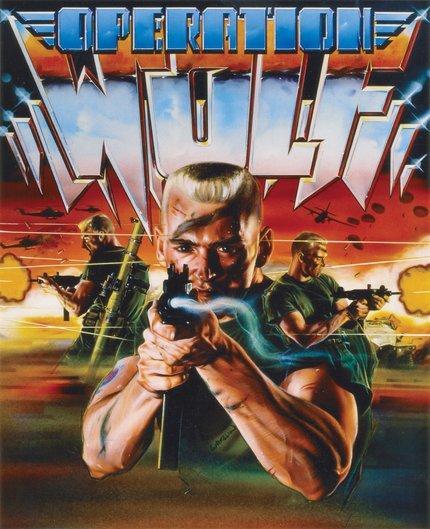 Bob Wakelin - Operation Wolf
