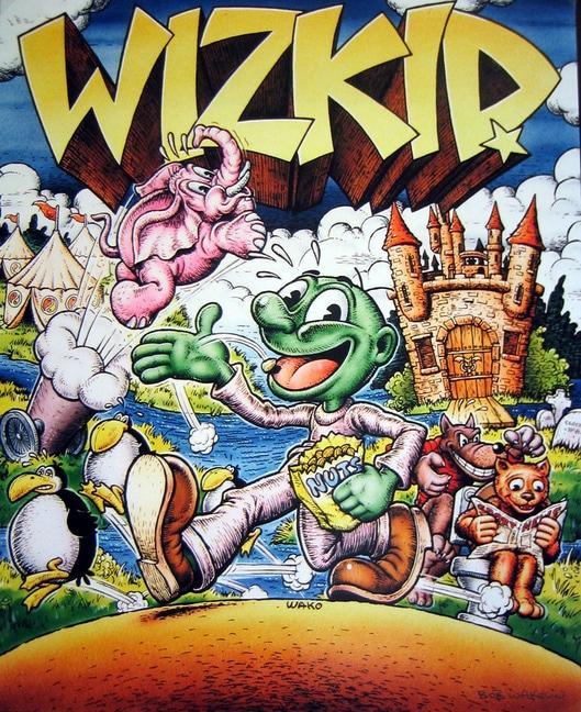 Bob Wakelin - Wizkid