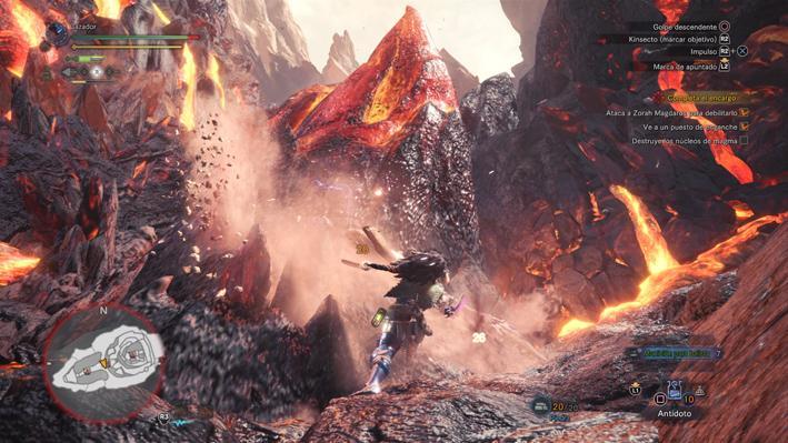 Captura Monster Hunter World  17