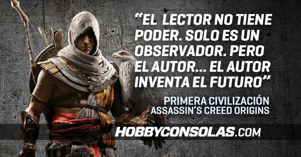 Citas Assassins Creed Origins