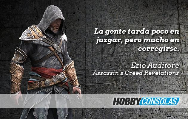 Citas Assassins Creed Revelations
