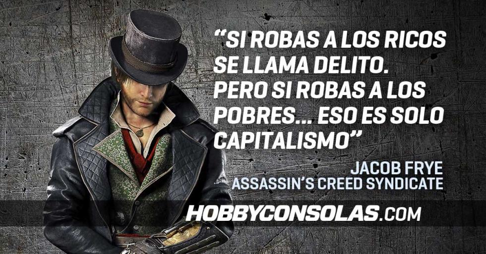 Citas Assassins Creed Syndicate