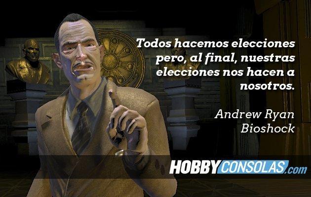 Citas Bioshock