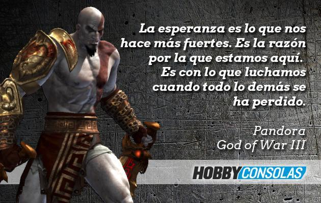 Citas God of War III