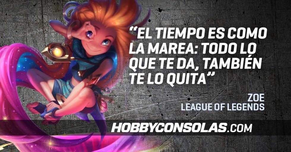 Citas League of Legends