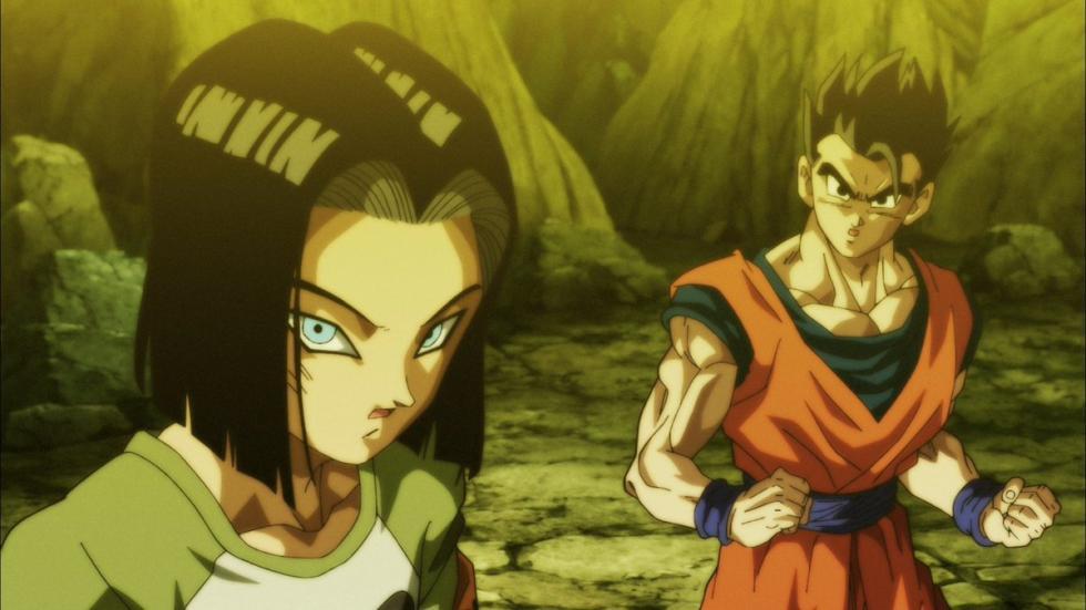 Dragon Ball Super 122