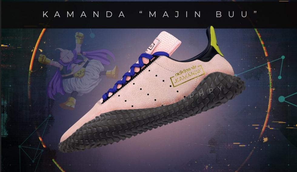 Dragon Ball Zapatillas Adidas