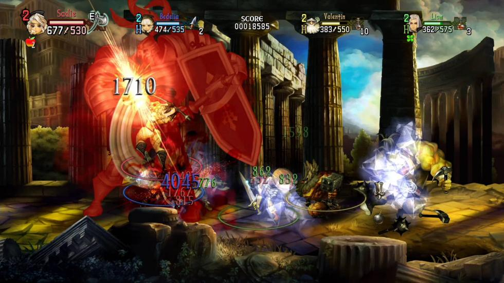 Dragons Crown PRO 10