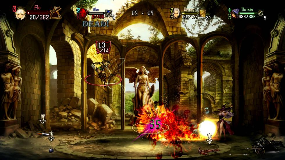 Dragons Crown PRO 8