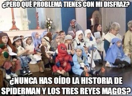 Imágenes graciosas y memes para felicitar los Reyes 2018 por WhatsApp y Facebook