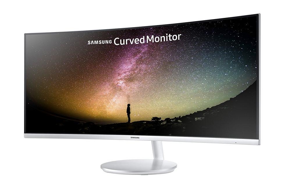 Monitor curvo Quantum Dot de Samsung - eSports