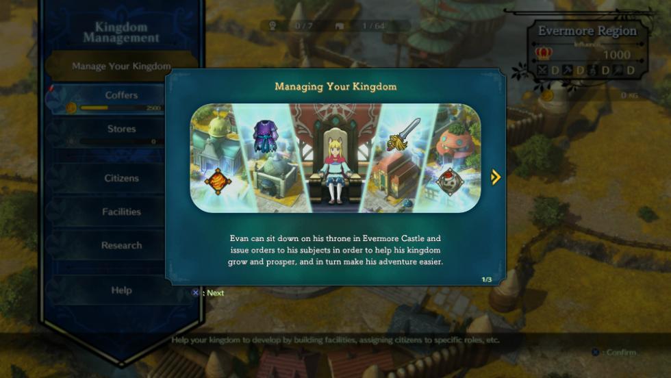 Ni no Kuni 2 El Renacer de un Reino