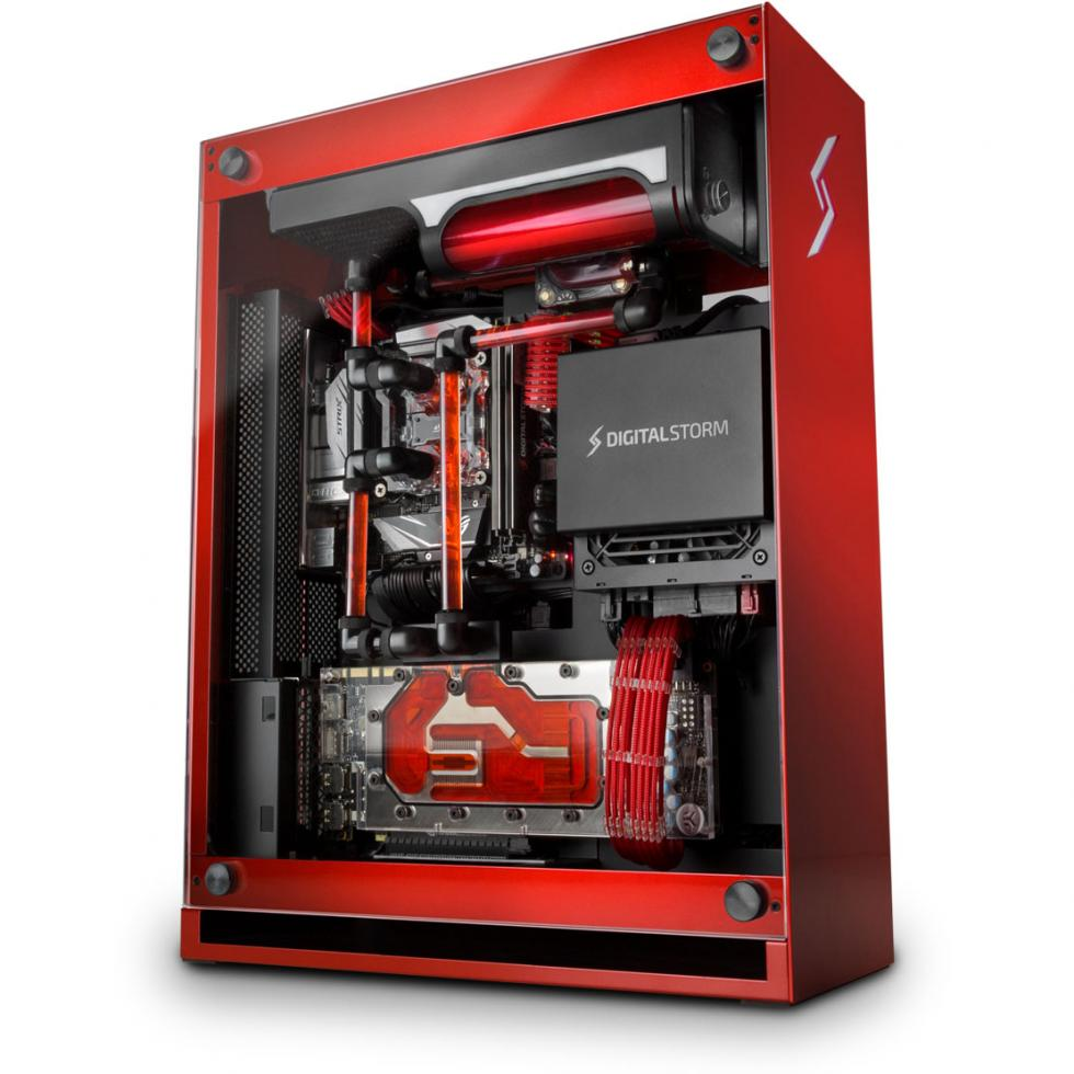 PC a medida de Digital Storm - eSports