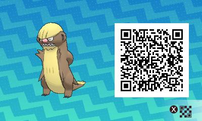 Pokémon Utrasol Ultraluna Códigos QR