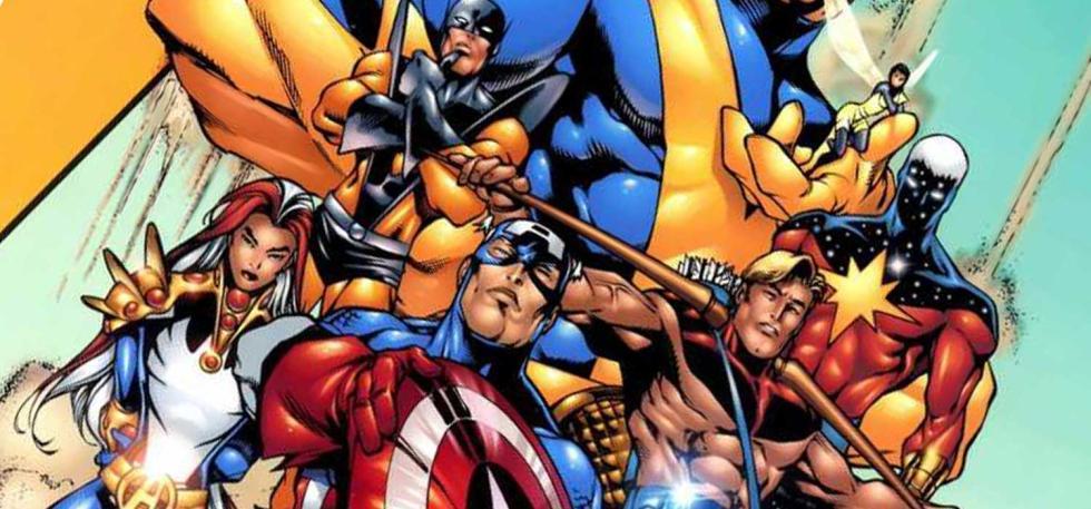 Review de Siempre Vengadores - El gran cómic de Buskiek y Pacheco