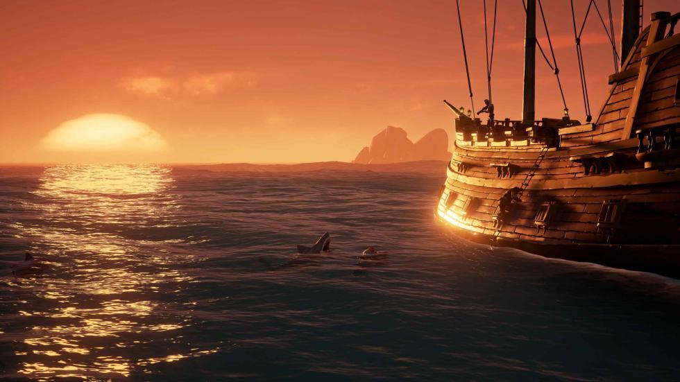 Impresiones de Sea of Thieves para Xbox One y Windows 10