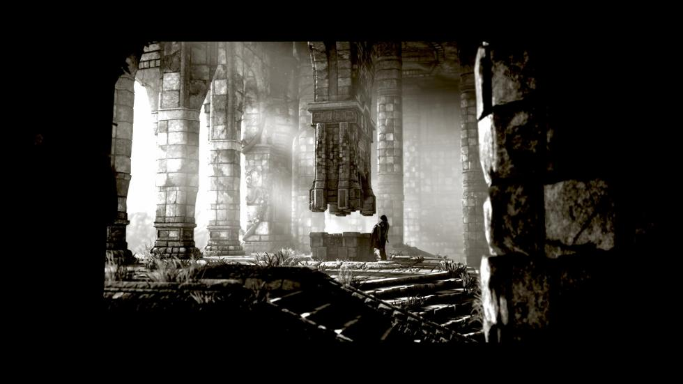 Shadow of the Colossus Modo foto