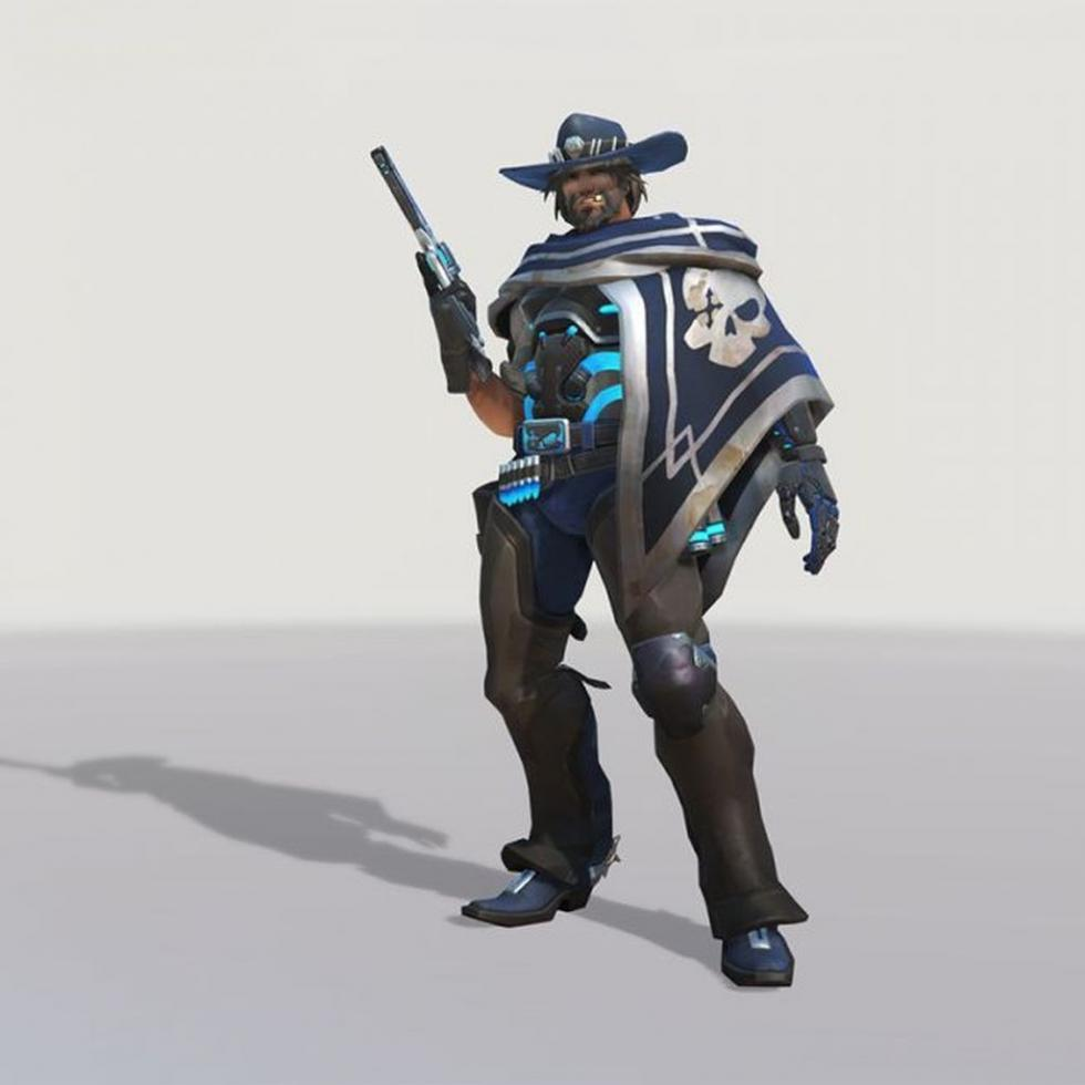 Skins Overwatch Blizzardworld - eSports