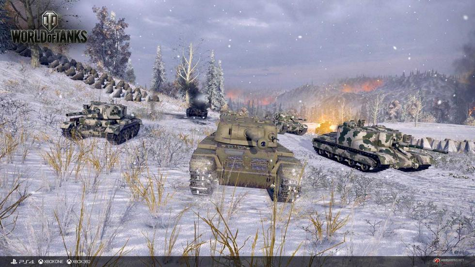 World of Tanks - eSports