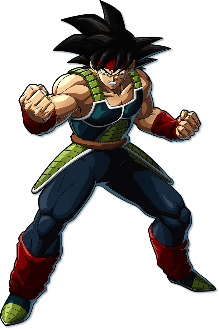 Bardock en Dragon Ball FighterZ