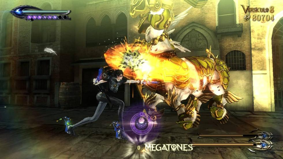 Bayonetta 2 screens 10