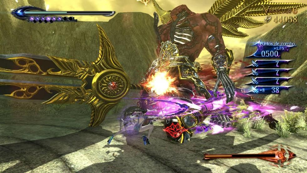 Bayonetta 2 screens 17