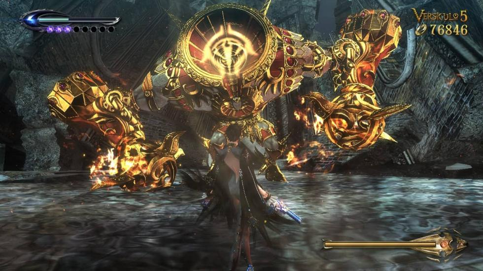 Bayonetta 2 screens 2