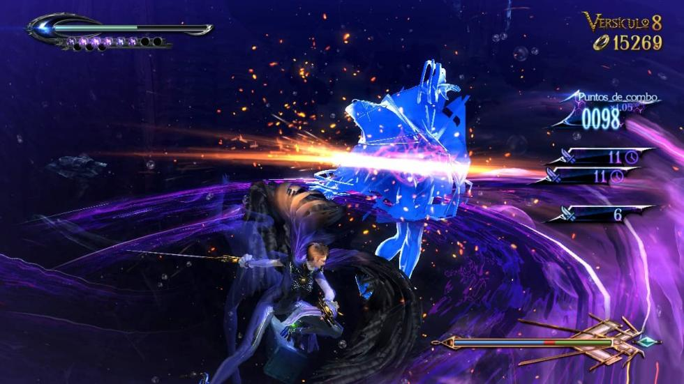 Bayonetta 2 screens 21
