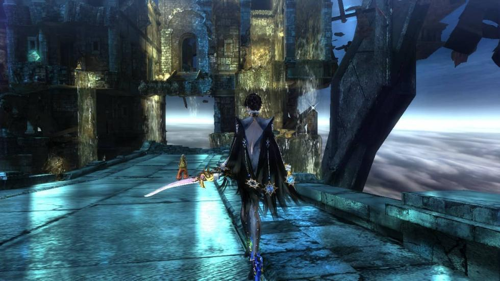 Bayonetta 2 screens 22