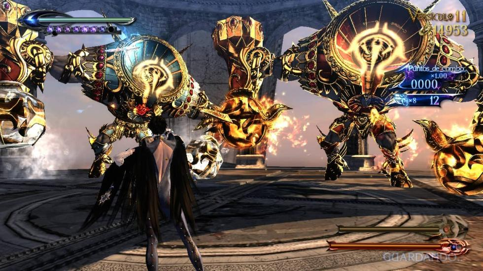 Bayonetta 2 screens 3