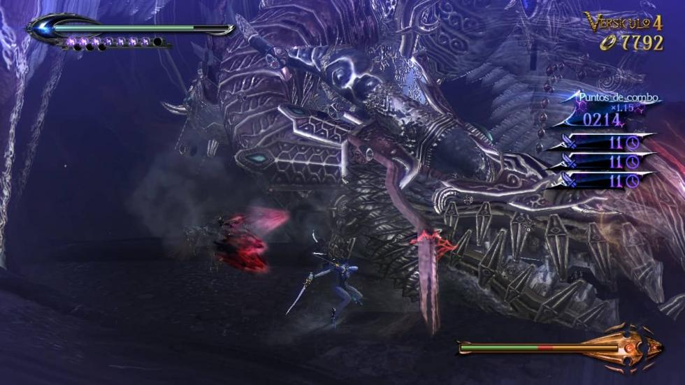 Bayonetta 2 screens 4
