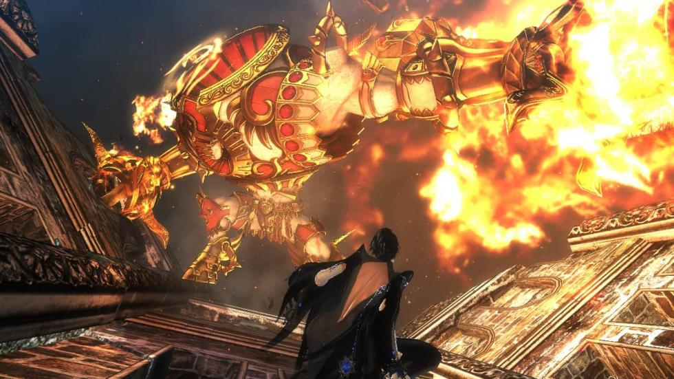 Bayonetta 2 screens 9