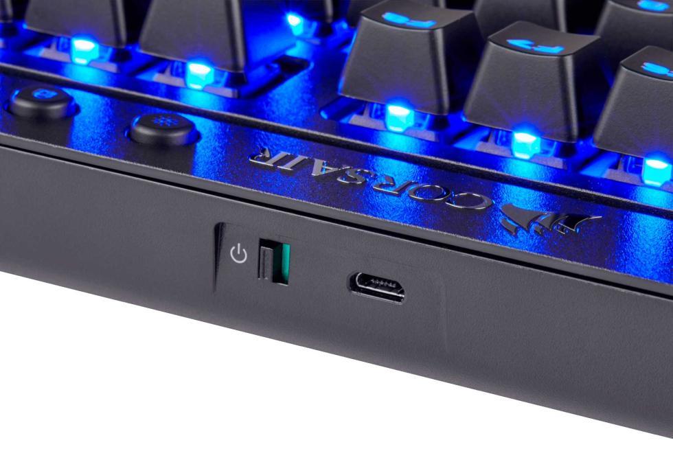 Corsair K63 sin cables - eSports