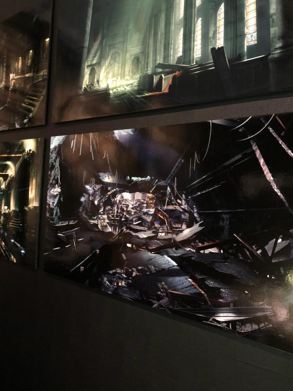 Diseños de Final Fantasy VII Remake