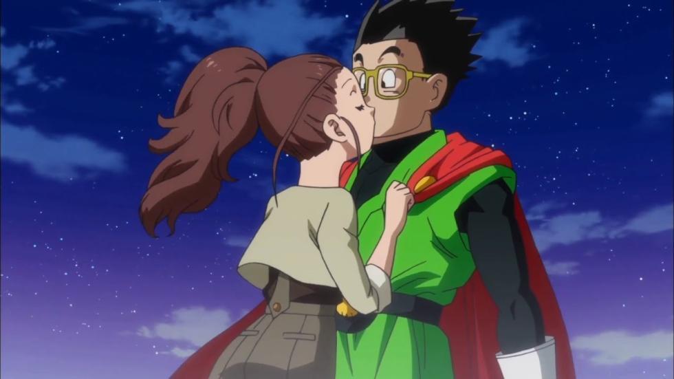Dragon Ball San Valentín