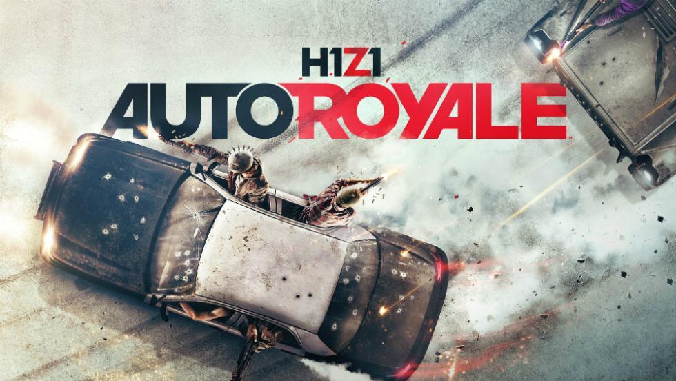 H1Z1 - Modo Auto Royale