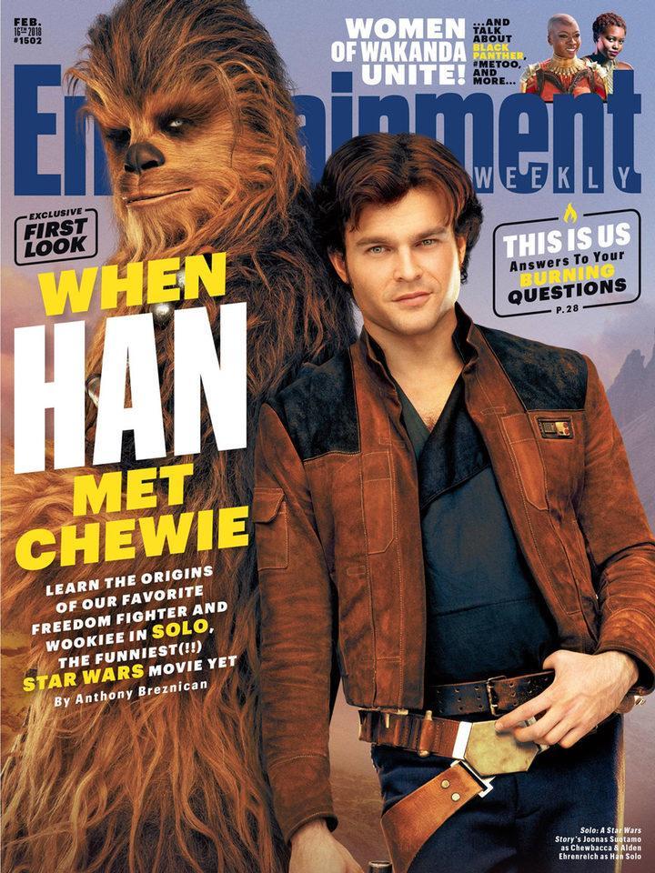 Han Solo: Una historia de Star Wars - Nuevas y exclusivas imágenes