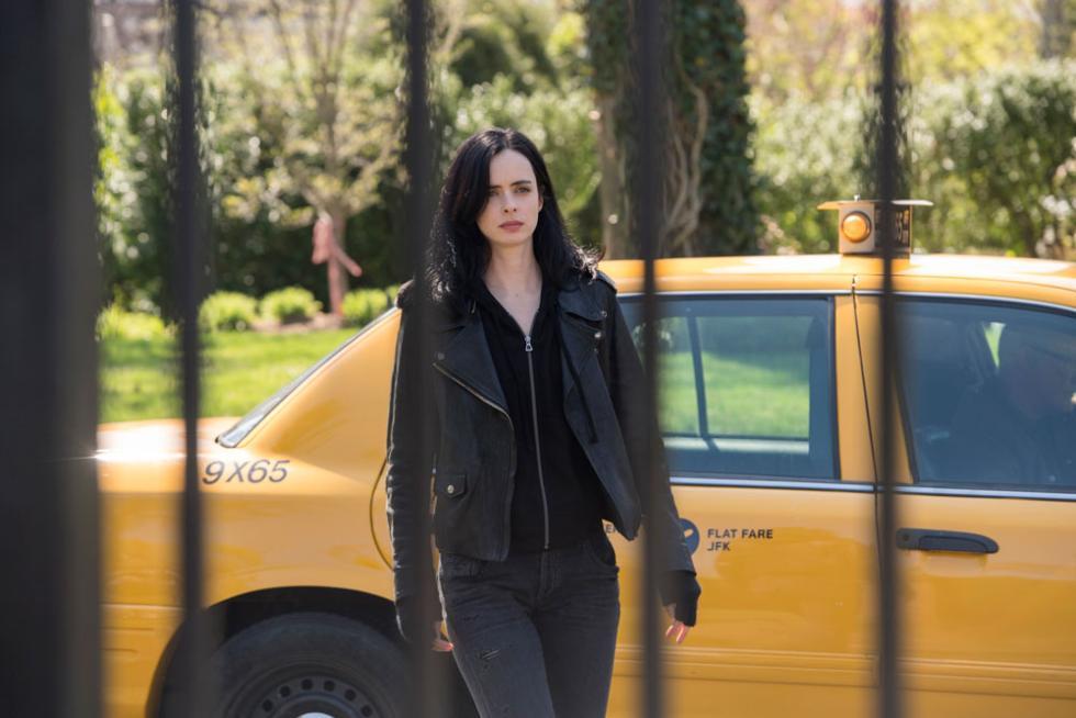 Jessica Jones - Nuevas imágenes de la segunda temporada