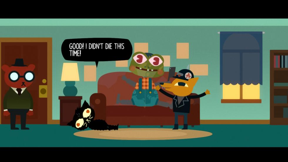Night in the woods 12