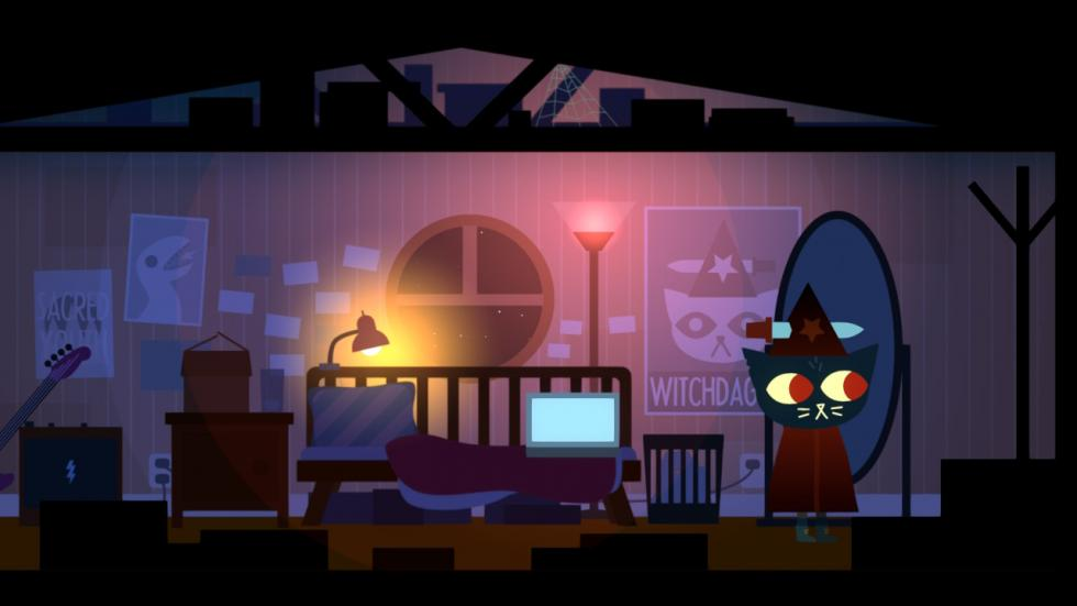 Night in the woods 13