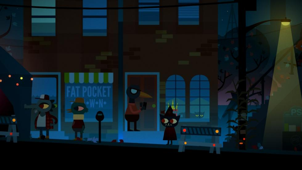 Night in the woods 14
