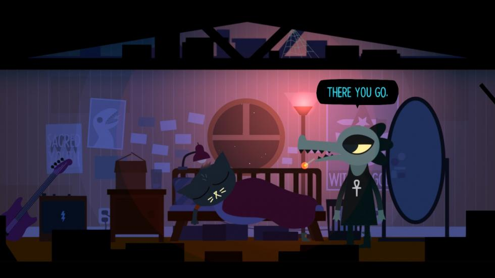 Night in the woods 15