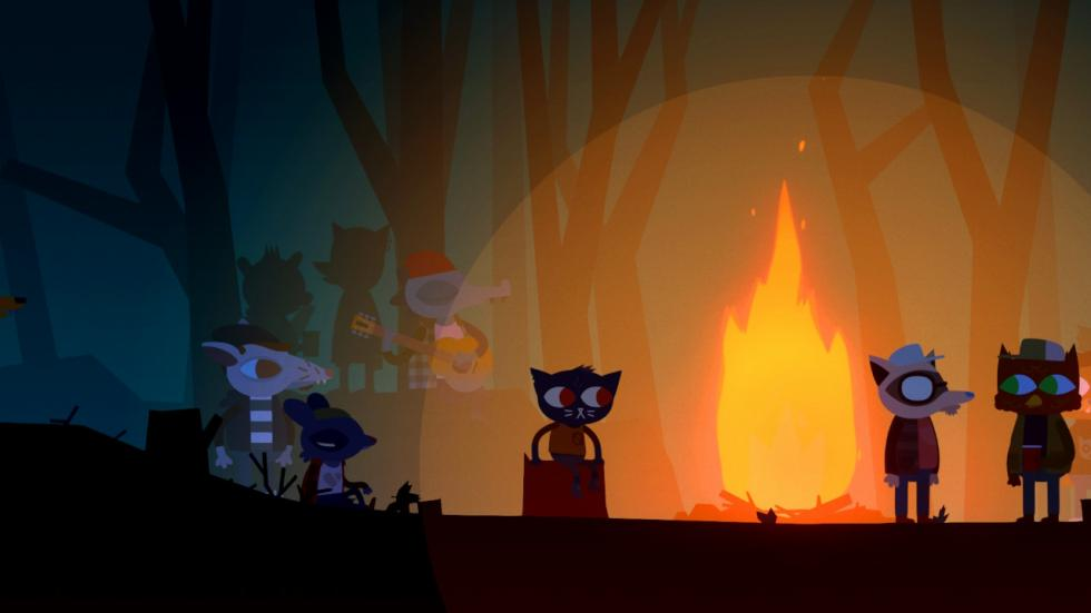 Night in the woods 7