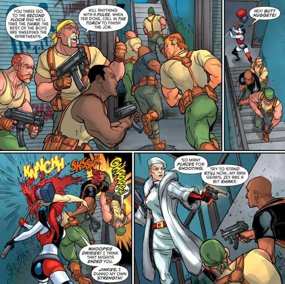 Review de Harley Quinn 5:La última carcajada del Joker